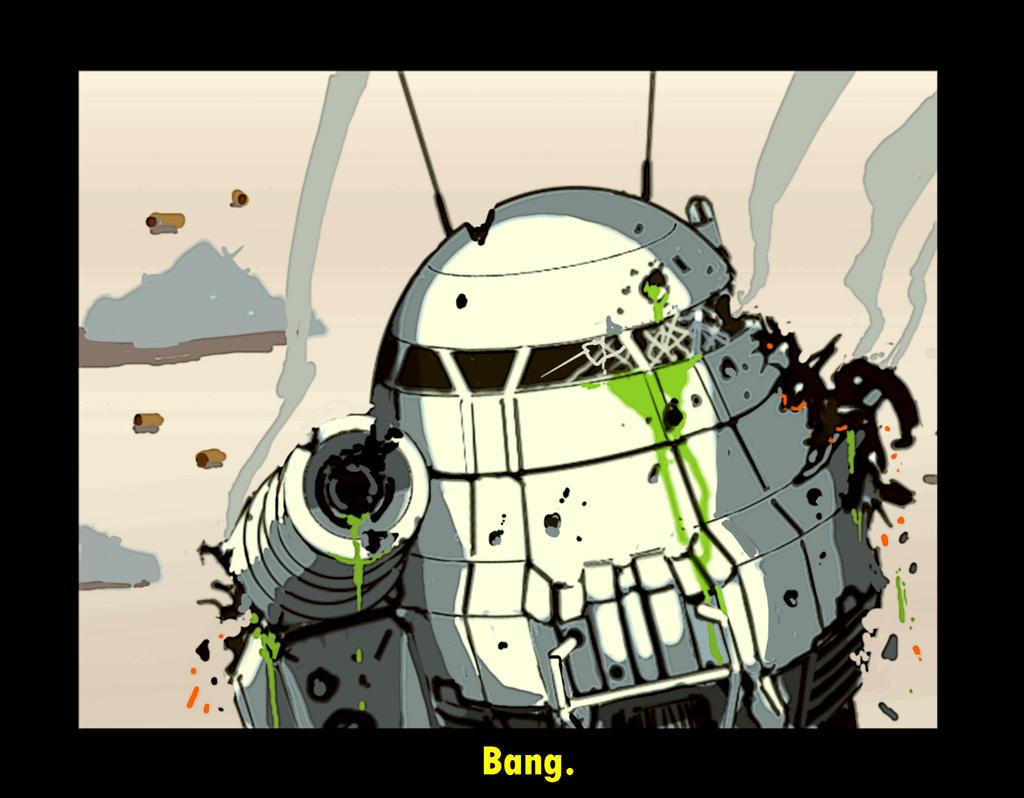 See You Space Cowboy by flyingdebris