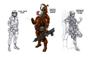 military concepts by flyingdebris