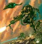 Nantite Infused Combat Mutant