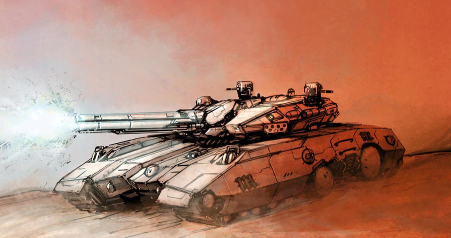 Space Odditities Tank_by_flyingdebris