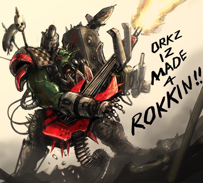 ORKZ by flyingdebris