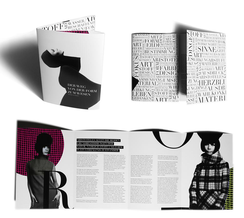 Brochure by ClarissaSchwarz