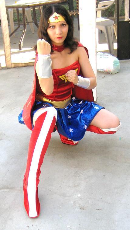 Wonder Woman by PrencessAirezen
