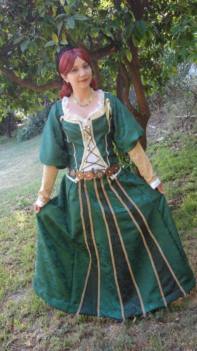 Francesca   Assassins Creed Cosplay Italia
