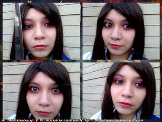 Alice Madness Returns Make up