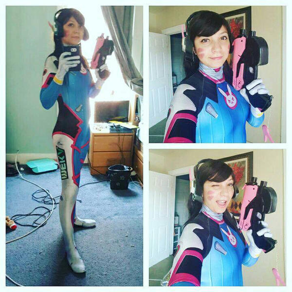 D.Va for AX 2016 by SapphireEagle