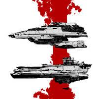 Cruisers by Waryfox