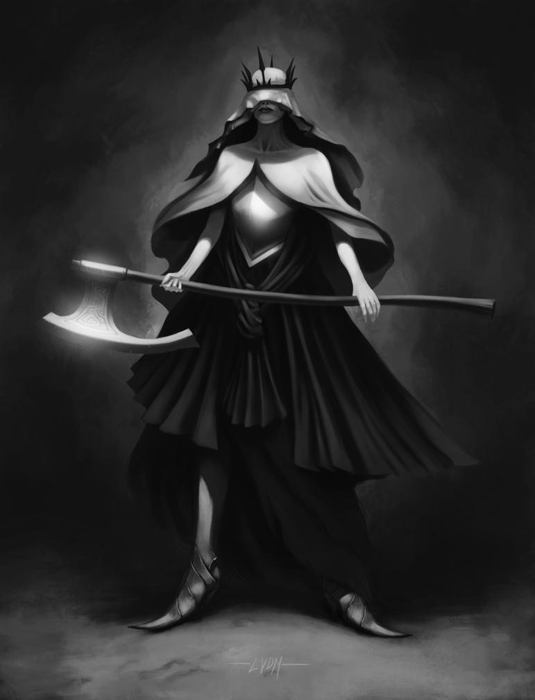 Vengeance by Waryfox