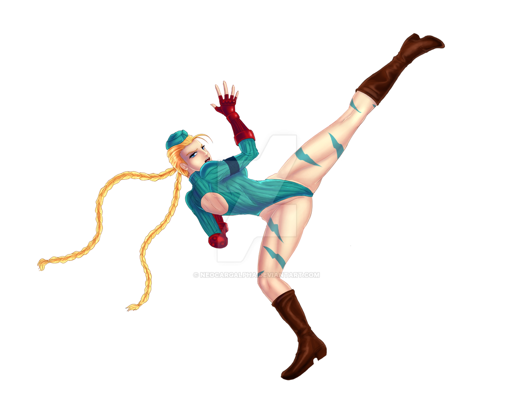 Cammy by neocargalpha