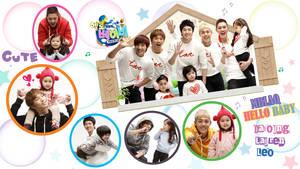 MBLAQ Hello Baby Wallpaper