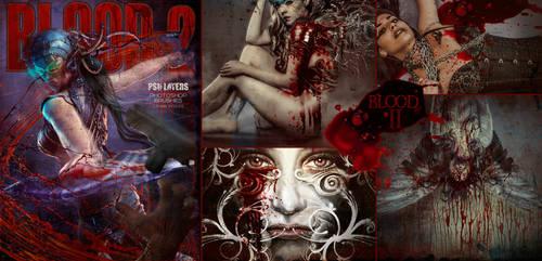 Blood-II by deviney