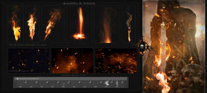Free Sample Pack of Rons Sparks and Embers