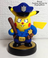 Mappy (Custom amiibo) by mightymola