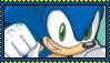 Archie sonic Stamp 2 by NejiShadow