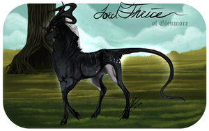 Lord Thrice | Stag | Glenmore Royal by MonstaGuru