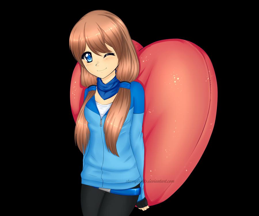 I love you! by Zekiryu