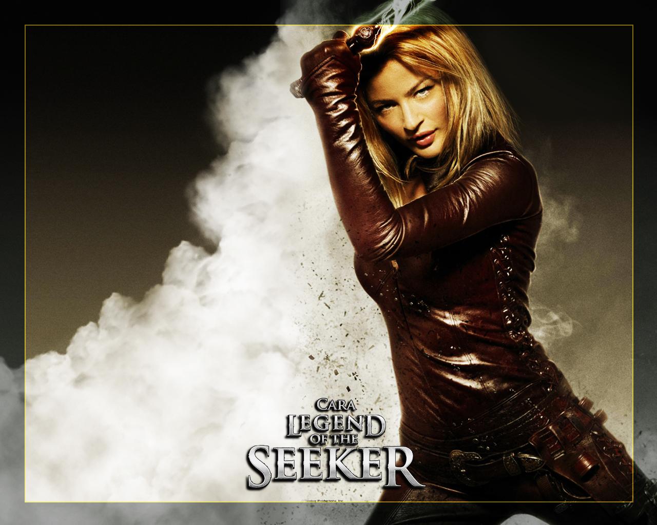 Legend of the seeker cara