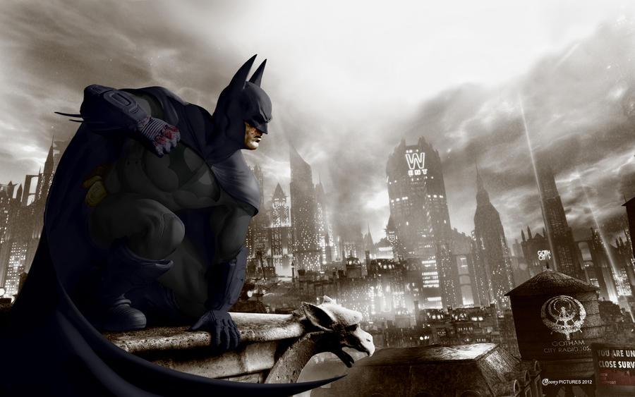 Batman Arkham City Wallpaper Arlequina: Arkham City Cover Wallpaper By MoonySascha On