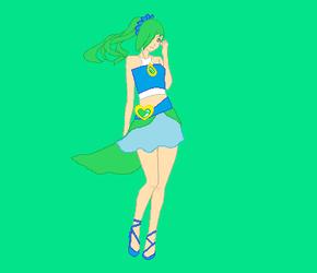 Magical Girl - Emmy. by Kyoko-Kimo