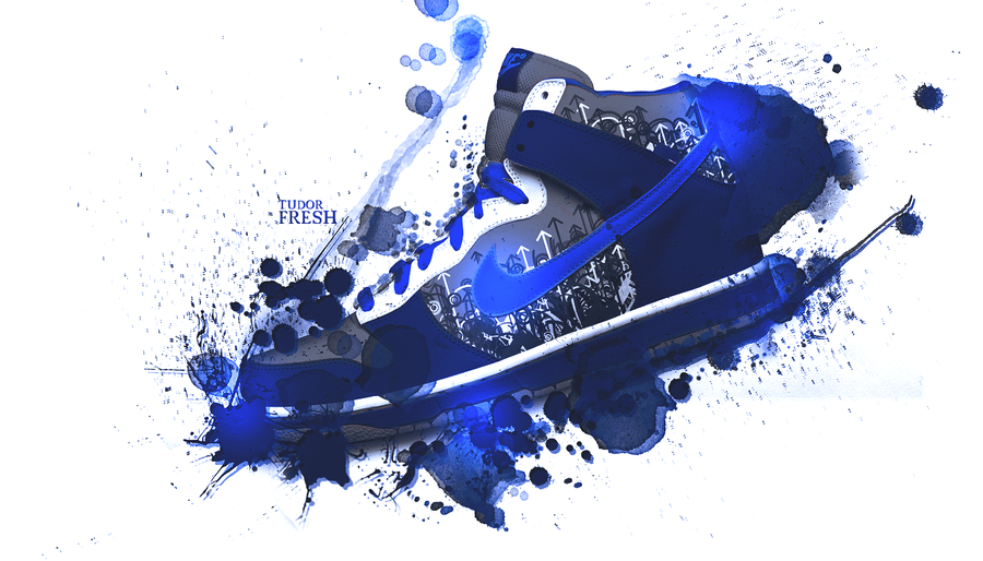 nike wallpaper. Nike Wallpaper by yugihalo on
