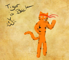 Tiger is BACK