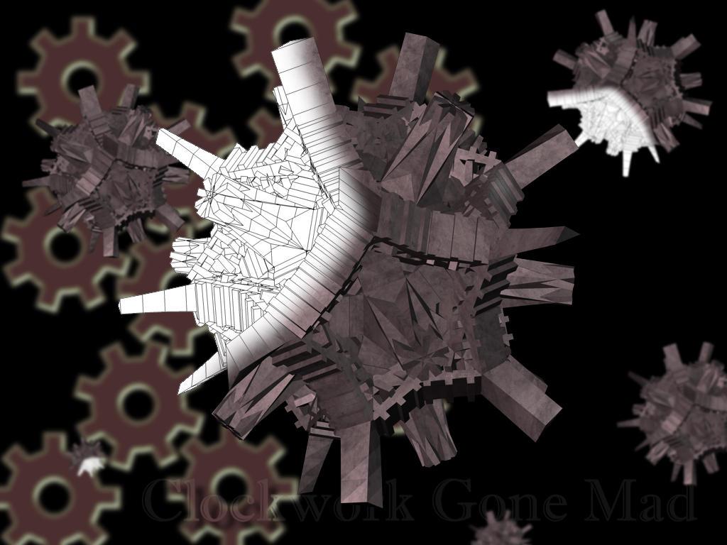 Clockwork Gone Mad by hackman2k3