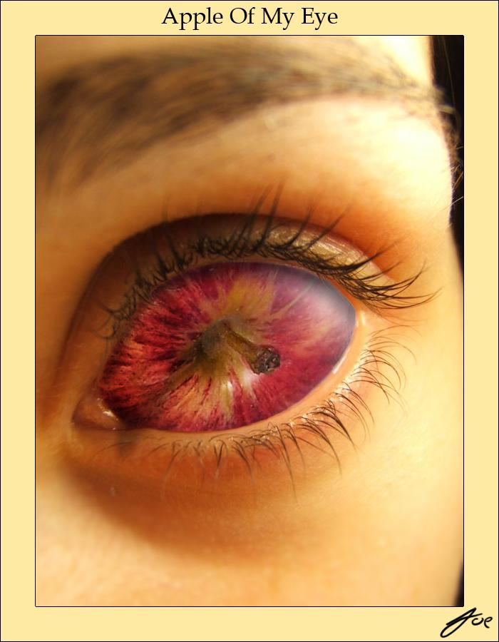 Apple of my Eye by hackman2k3