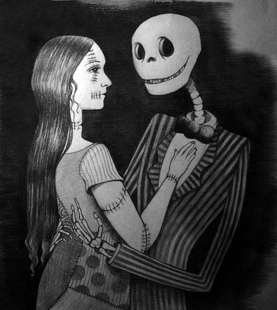 Jack And Sally Realistic By Jugger-nugget On DeviantArt