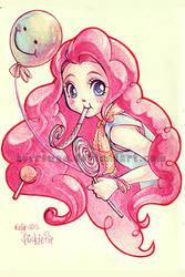 Pinkie Pie by Kerriwon
