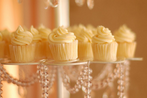 Vanilla Fancy Cupcakes by CreamTroll