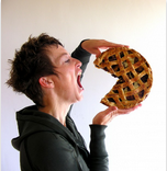 Pie Man by CreamTroll