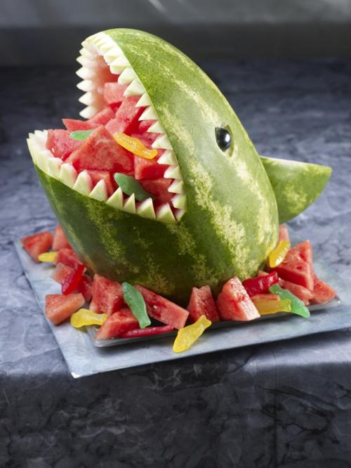 Watermelon Shark by CreamTroll