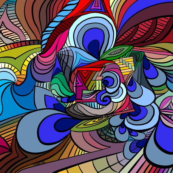 Mah DIGITAL works! Abstract_XII_by_HMSpeedFreek