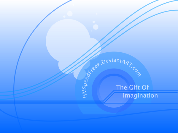 Mah DIGITAL works! The_Gift_of_Imagination_by_HMSpeedFreek