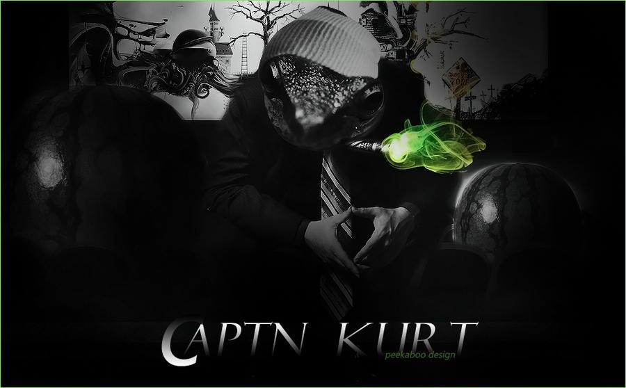 Captn Kurt by PeekabooDesign