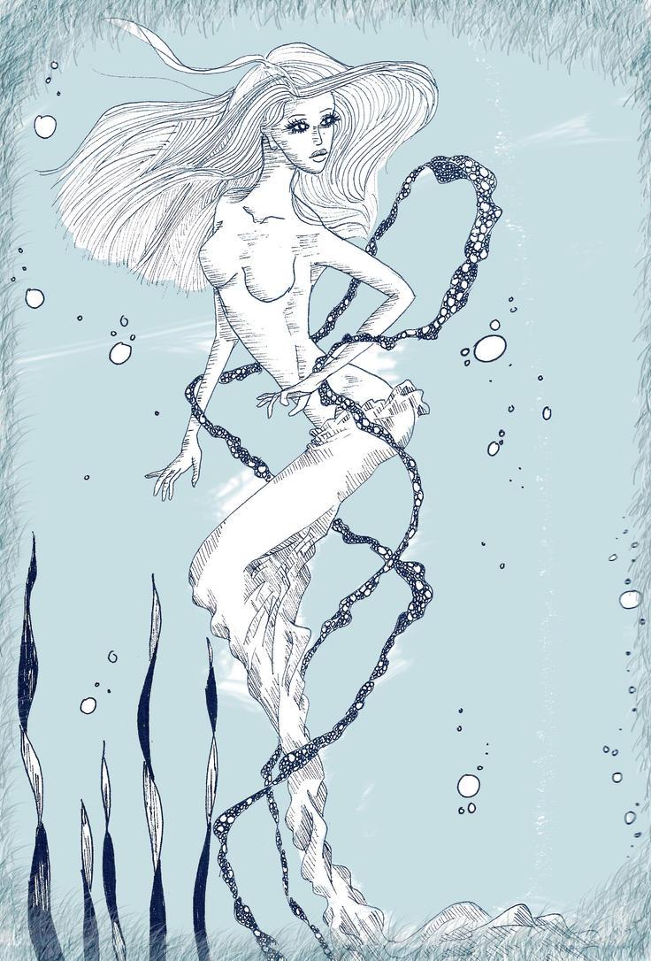 Marimo Spirit of the Lake by BoogieBoyLock
