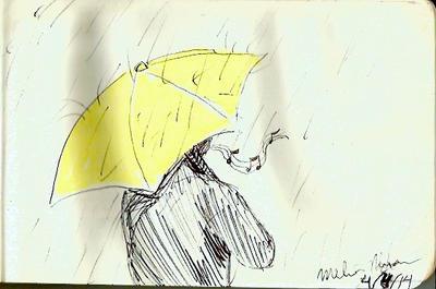 Singin in the Rain by BoogieBoyLock