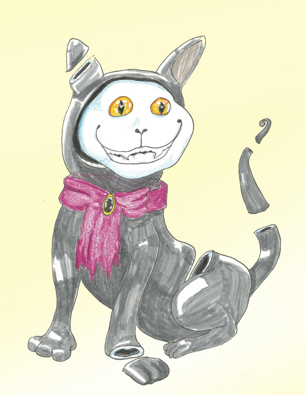 Cheshire Cat by BoogieBoyLock