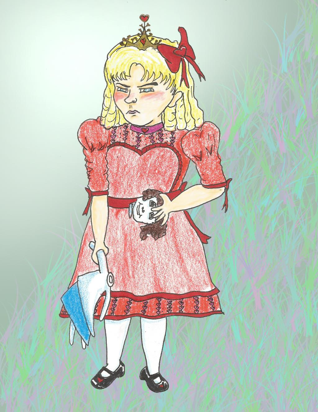 Queen Of Hearts by BoogieBoyLock