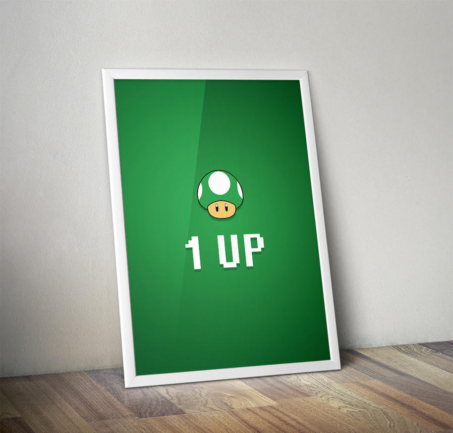 1up-m by Dizaynizma