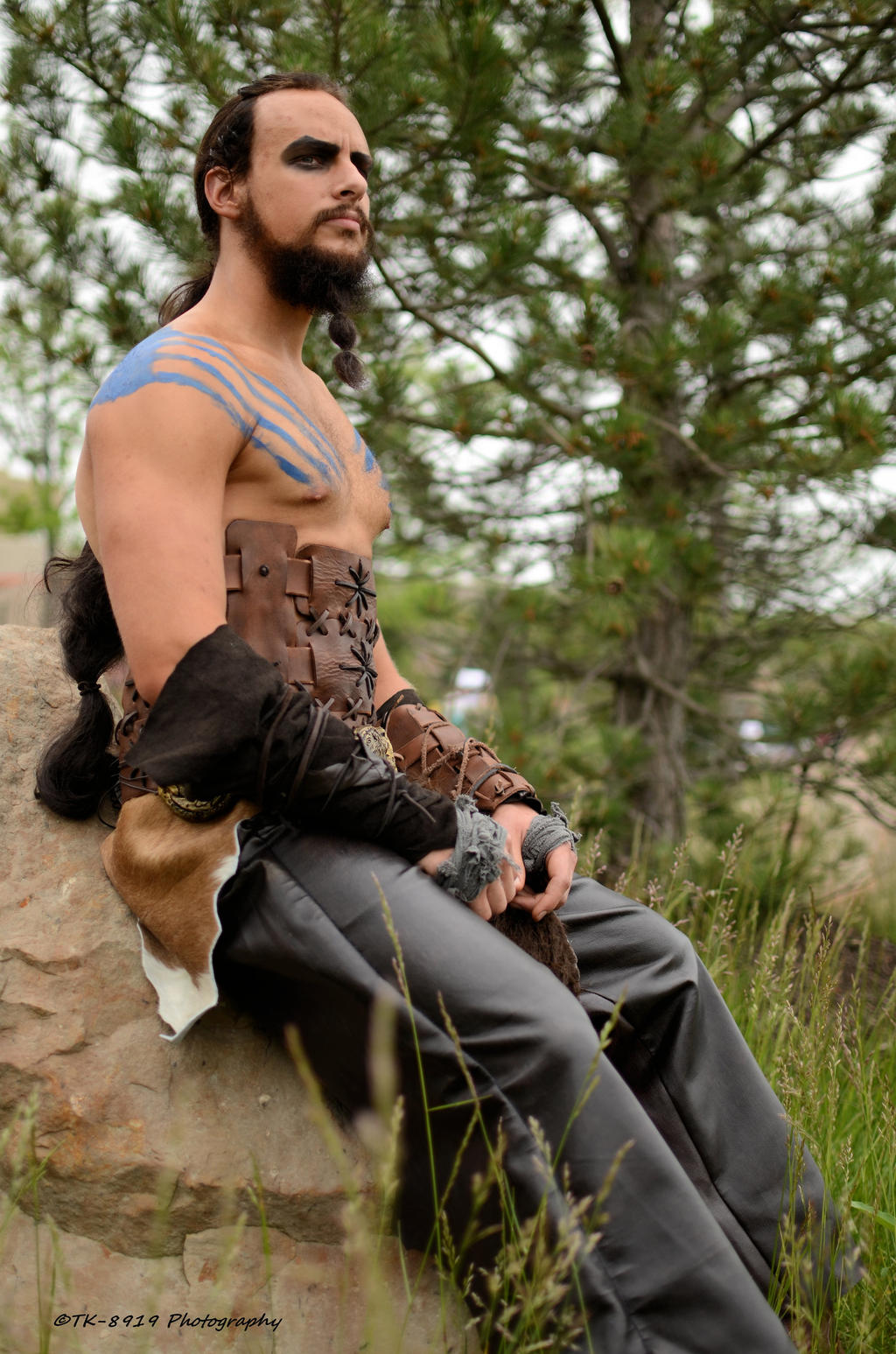 The Mighty Khal by x3OxyMoron