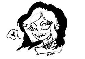 Matilda Death made by feralyawn