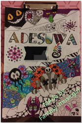 Adesuwa: Surrounded by prosperity Art Doodle
