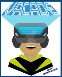 VR Arcade logo
