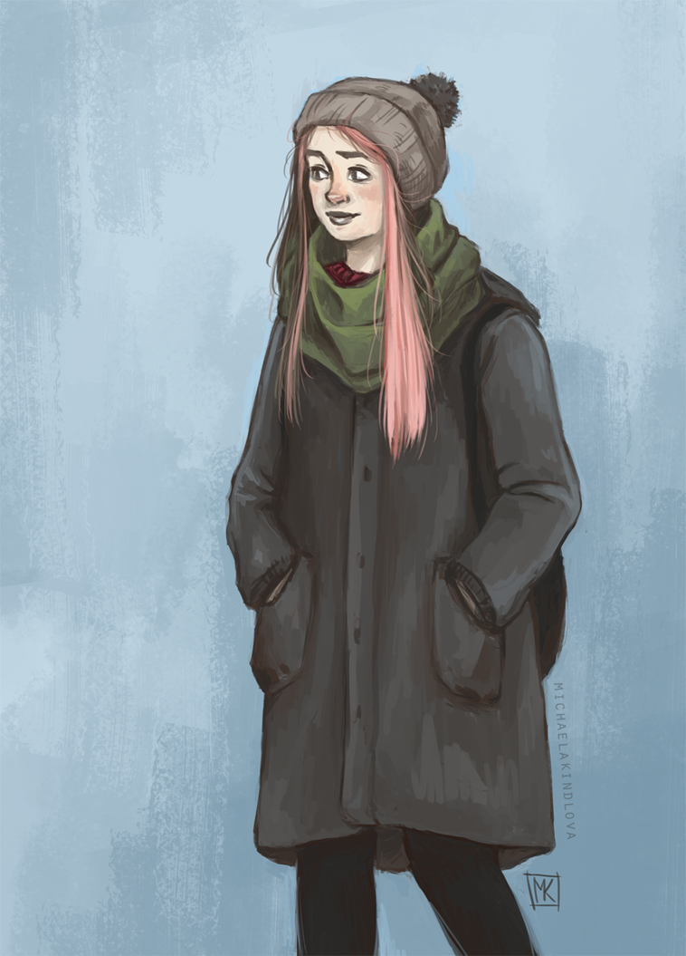 Cold by MichaelaKindlova