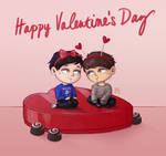 Happy Valentine's Day!! by MichaelaKindlova
