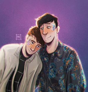 Kings of glitter