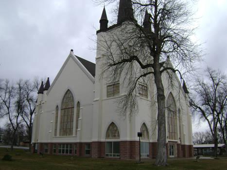 Old Church near Logan