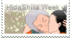 HidaShika Week Stamp by Gingersnap87