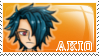 Akio Stamp Request by Gingersnap87